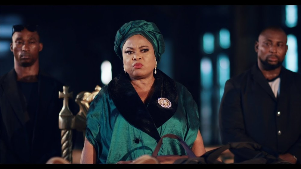 "Finally! We Have the First Teaser for Kemi Adetiba's ""King Of Boys II"""
