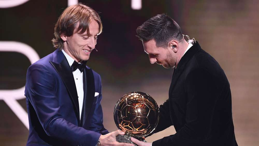 Messi's exit will allow other players to become stars - Modric