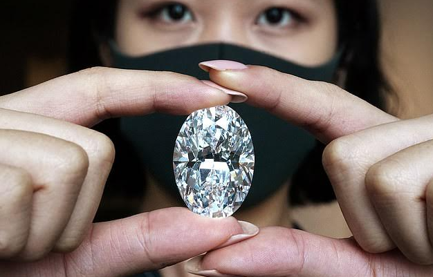 One of world's rarest diamonds might fetch $30m as it goes on auction next month